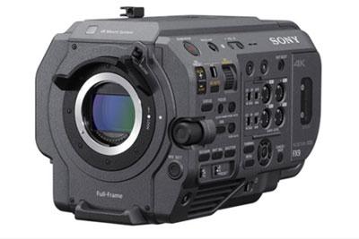 索尼FX9II摄像机规格曝光