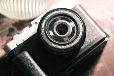 超便携饼干镜头 富士XF27mmF2.8 R WR镜头体验