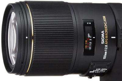 适马150mm F2.8 DG DN镜头专利曝光