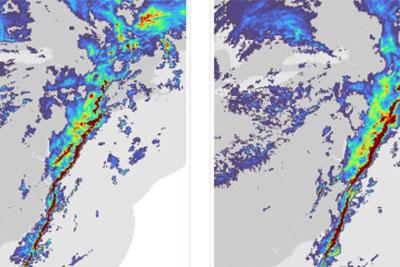 谷歌旗下DeepMind将机器学习运用到天气预报,打败了传统预测方式