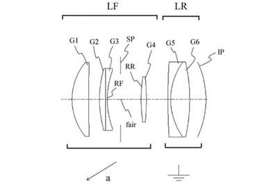 佳能增光减焦镜专利曝光