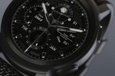 摩托罗拉即将发布Moto Watch 100智能手表