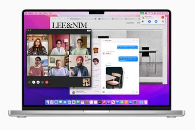 macOS Monterey 12.0.1正式版发布,Big Sur 11.6.1同时到来