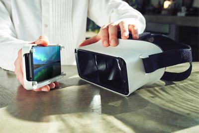 索尼发布VR头显Xperia View,需配合Xperia 1 III/1 II手机使用