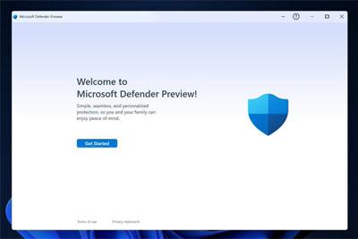 微软Win11全新Windows Defender应用曝光:统一风格设计
