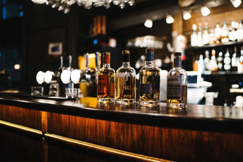 人工智能设计的威士忌配方 你想试试吗?