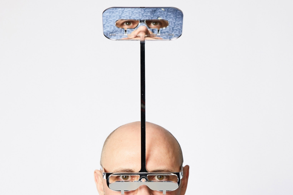 Look!戴上这幅眼镜 从此高看一眼