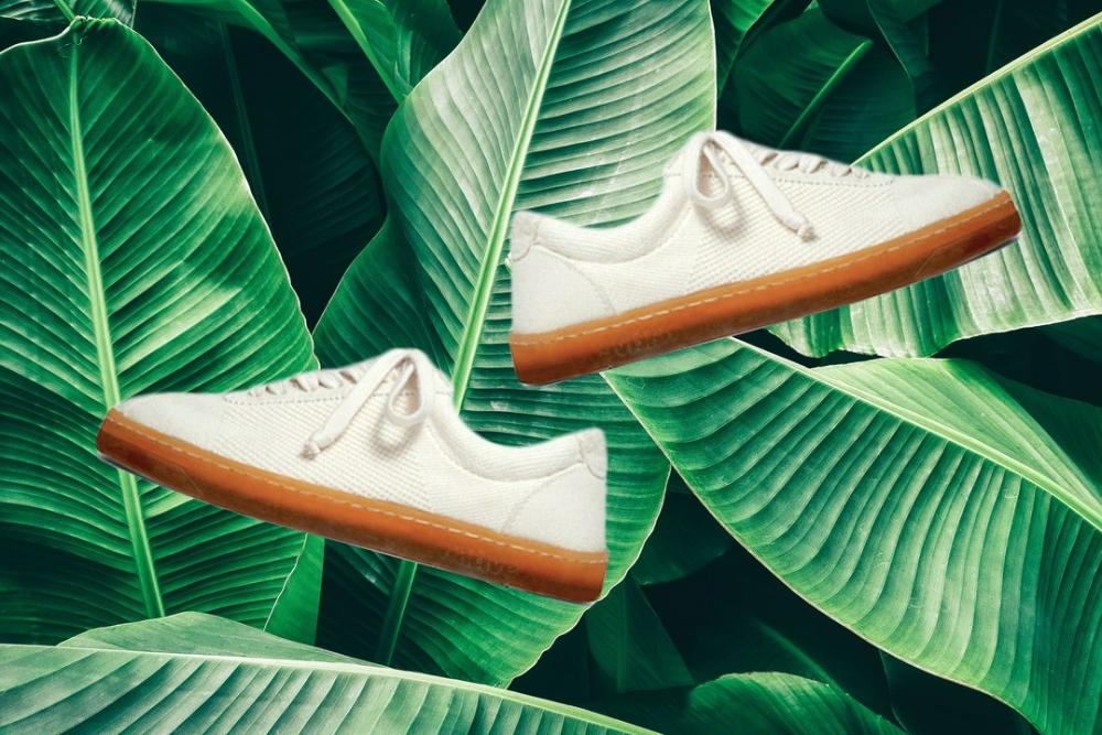 植物材料制成的运动鞋来了 可完全生物降解