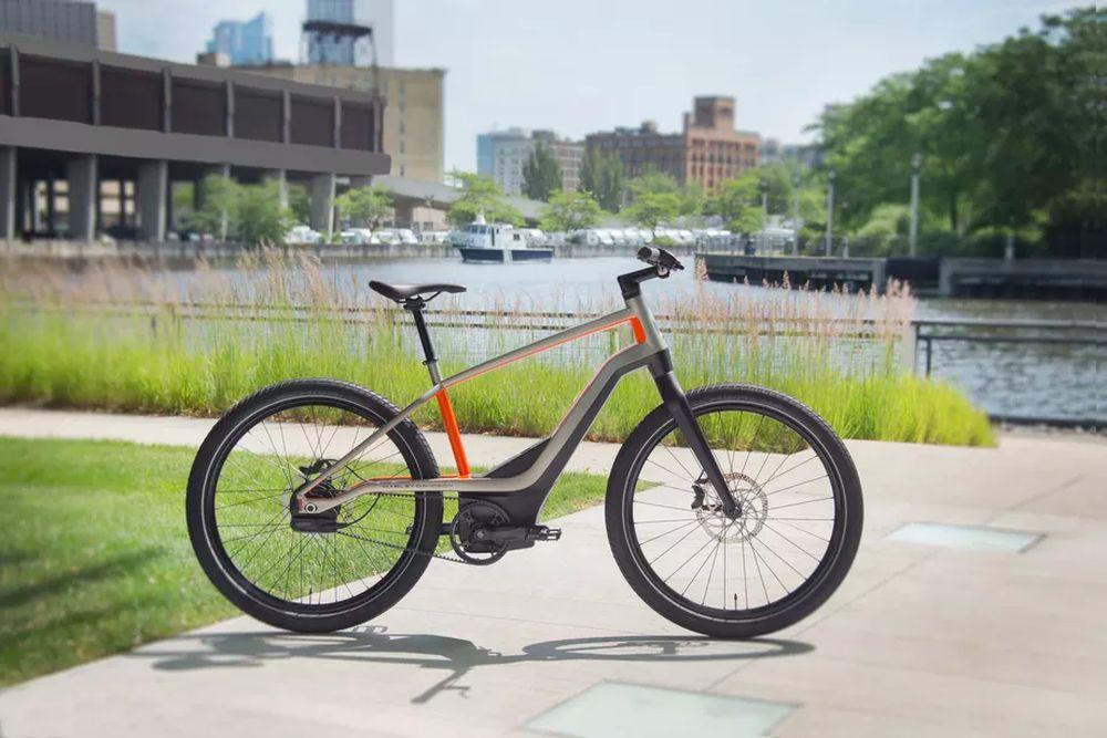 形象逐渐电驴化 哈雷戴维森再推三款电动自行车