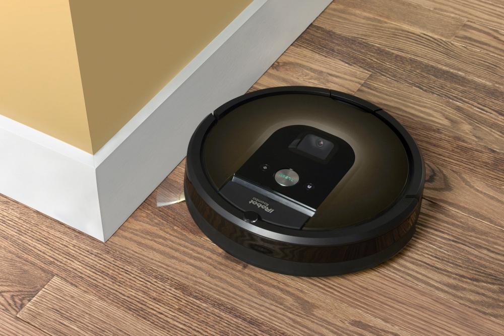 Roomba扫地机器人竟能帮你洗衣洗碗?