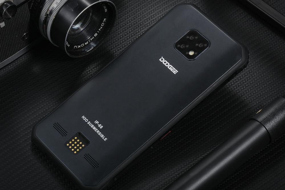 全新三防模块化手机:电源可达8650mAh