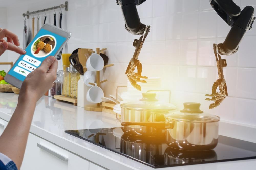 厨房机器人Flippy再升级 新添炸薯条等多项功能