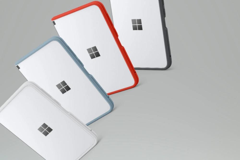 微软将为Surface Duo推全方位保护套 售价39美元
