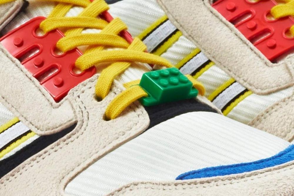 阿迪达斯乐高联手打造运动鞋:本周发布