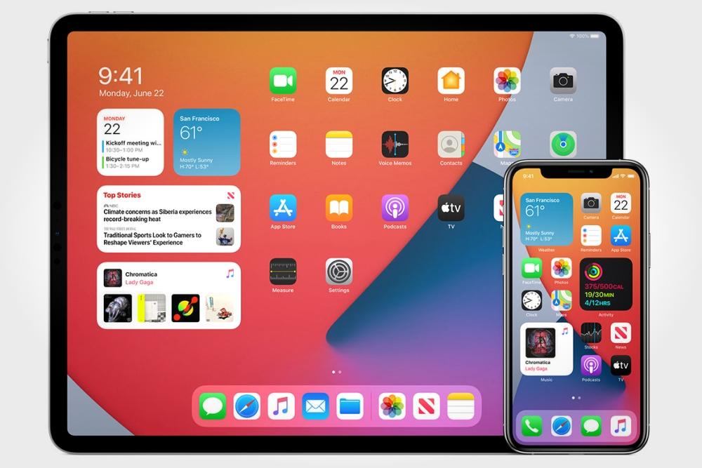 """都2020年了 iOS14还能把""""桌面小组件""""玩出什么花样?"""