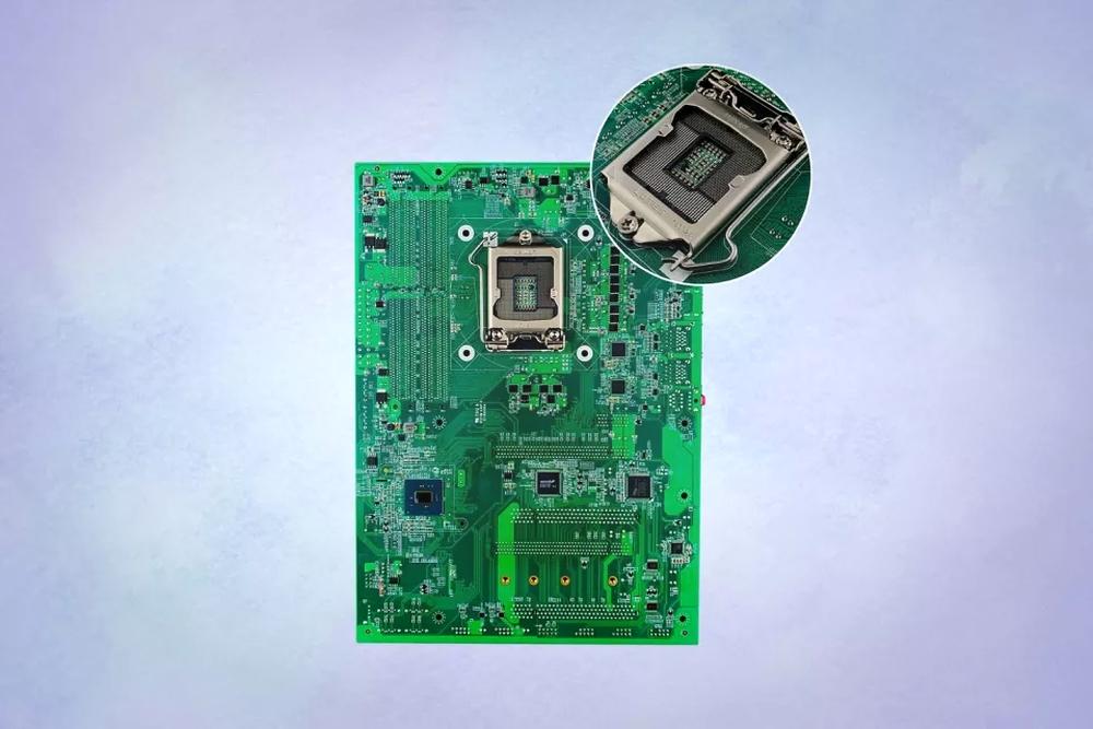 原来可以这样装机:CPU安在主板背面