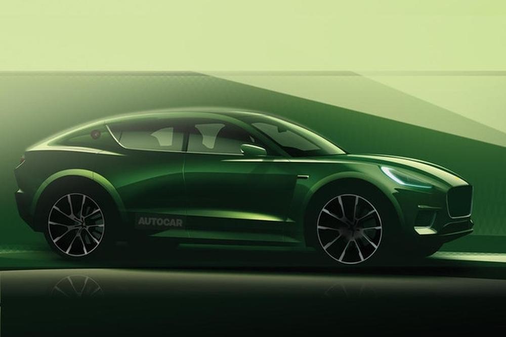 路特斯首款純電SUV將2022年推出:750馬力 能跑580km