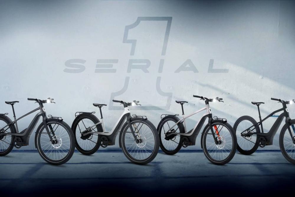哈雷戴維森旗下品牌發布首批四款電動自行車