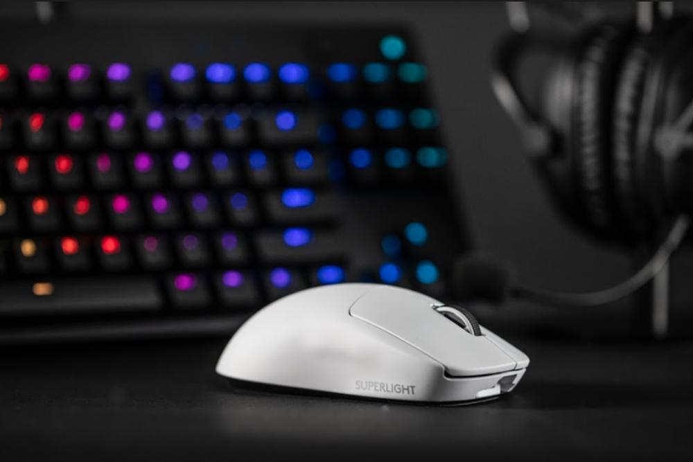 罗技发布最轻无线游戏鼠:仅63g重