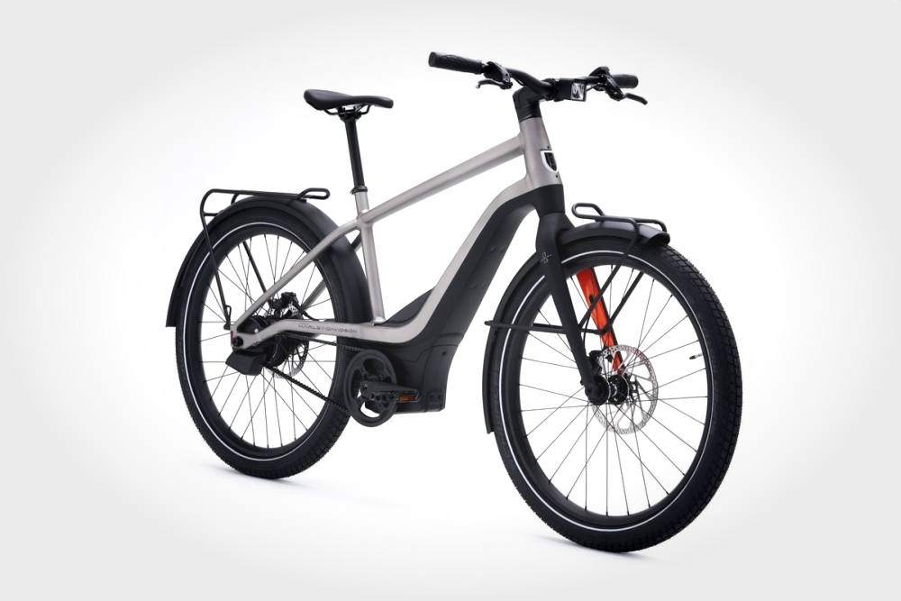 哈雷Serial 1 Cycle電動自行車體驗:操控靈活能越野