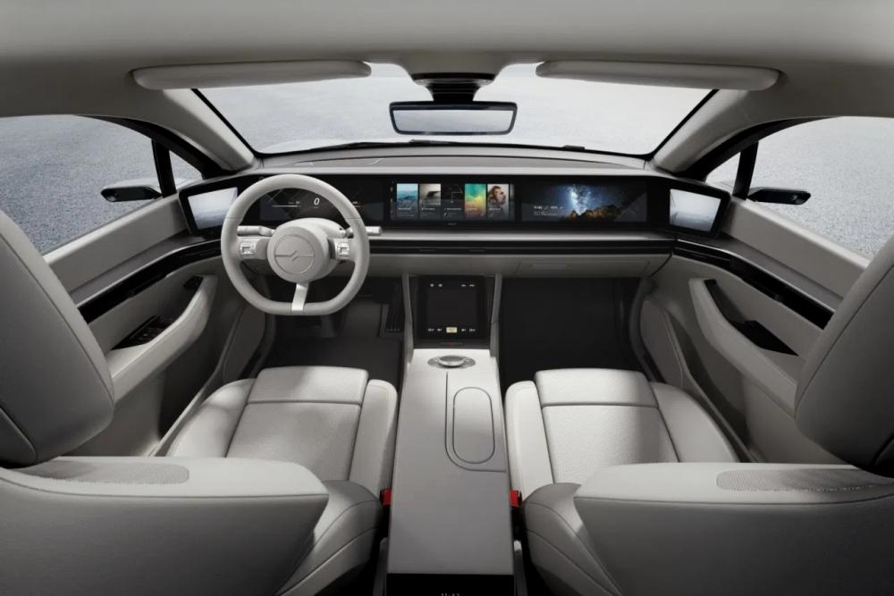 索尼称Vision-S概念车不会实现量产