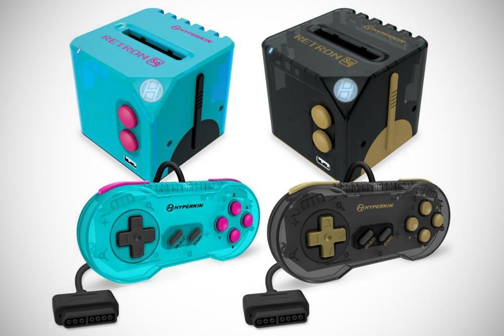 Hyperkin推出复古主机:兼容Game Boy 仅售75美元