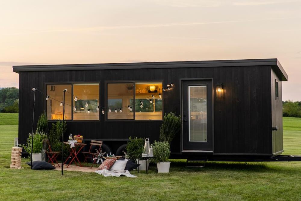 宜家也要卖房了!17平米的移动房屋起售价仅31万元