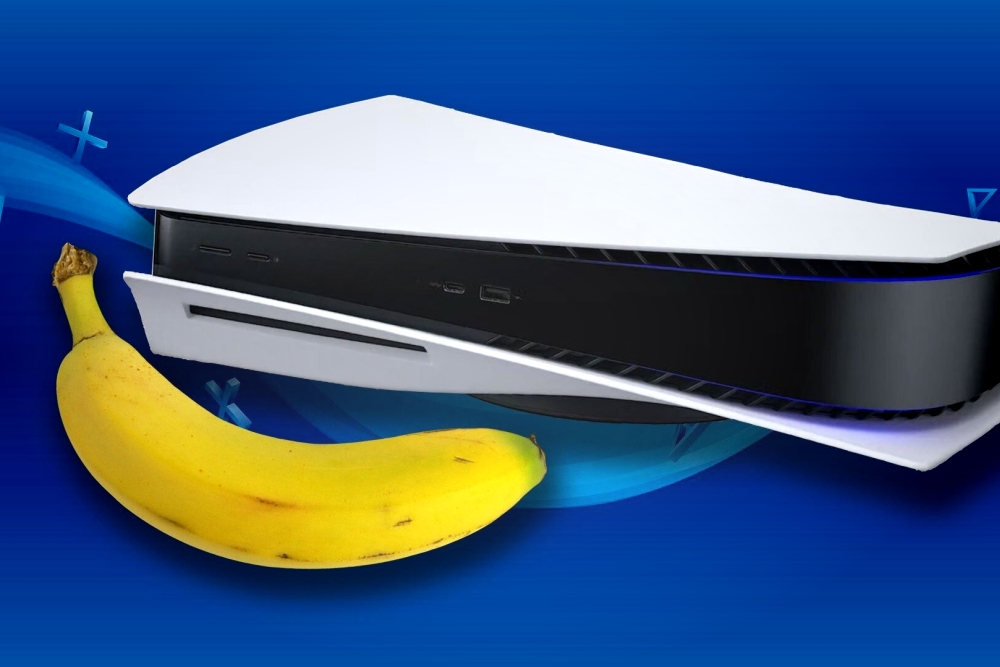 """索尼""""香蕉""""外设专利曝光:万物皆可做手柄"""