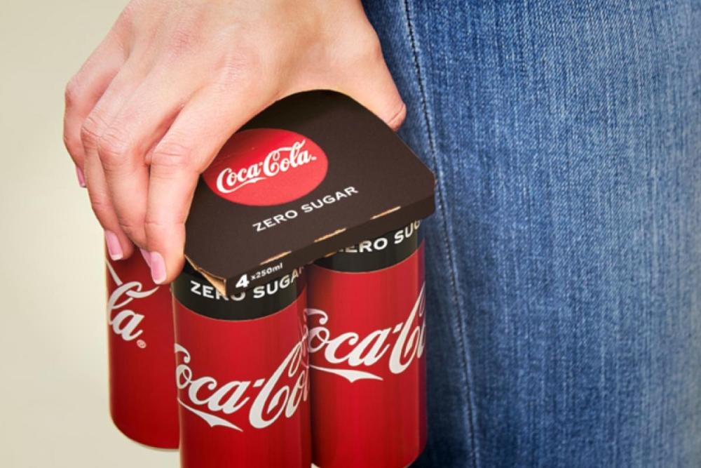 可口可乐将推纸瓶装 曾被批是全球最大的塑料污染企业