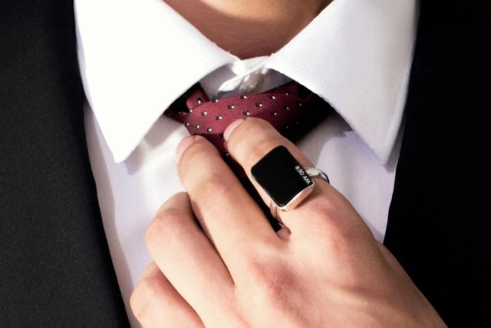vivo指环曝光:戴在手指上 竟可测体重