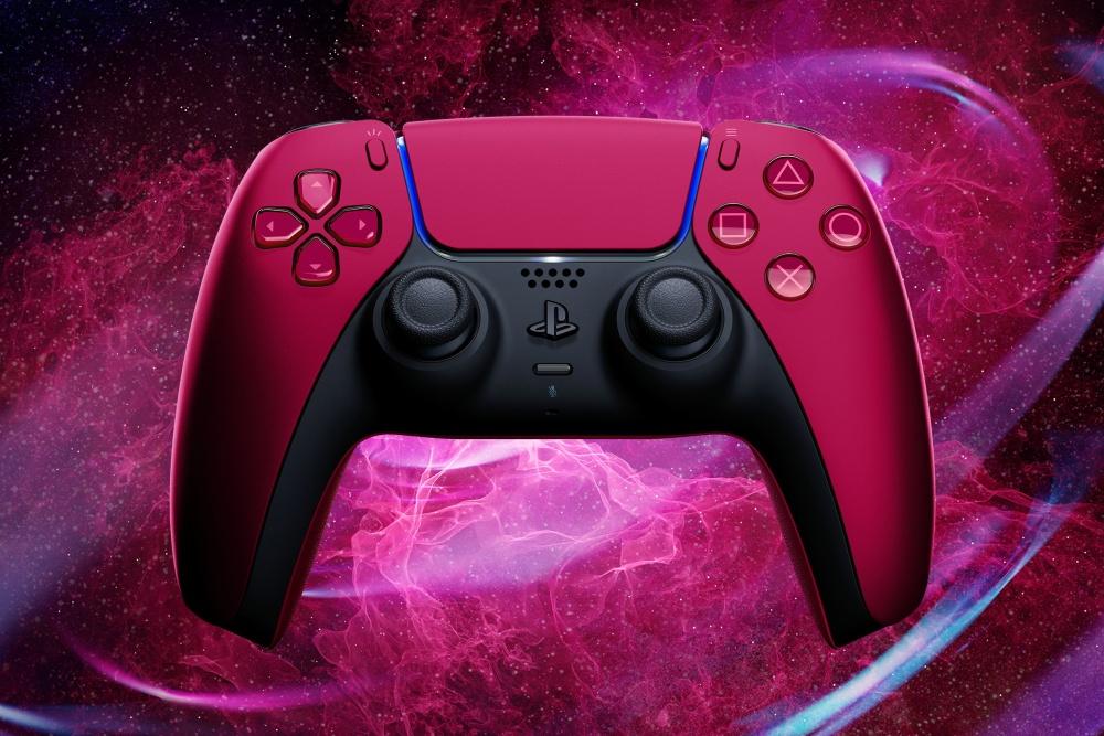 索尼宣布为PS5推出新配色设计的手柄