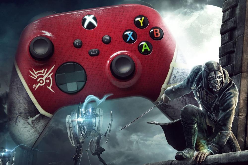 微软Xbox公开7款B社联动定制手柄:不卖 就是让你看看