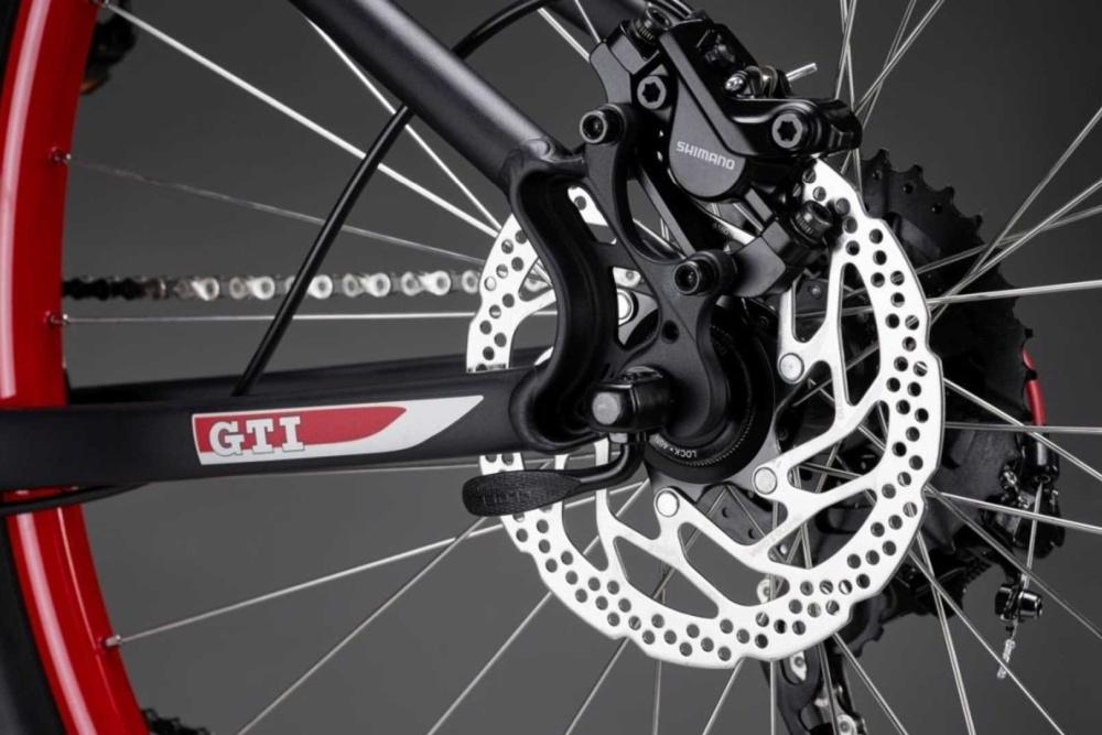 5434元!大众推GTI自行车 年轻人最近的一次