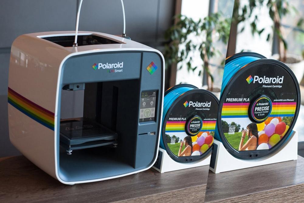 宝丽来3D打印机来了 售价约4200元