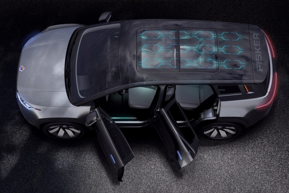 这款电动SUV配备太阳能车顶 300英里续航