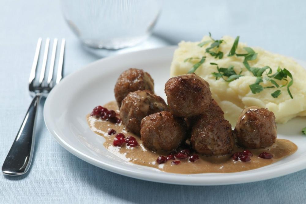 宜家新推出的素食肉丸尝起来更像肉
