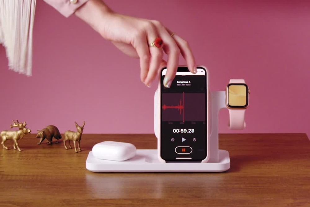 罗技推出POWERED系列无线充 卖900块
