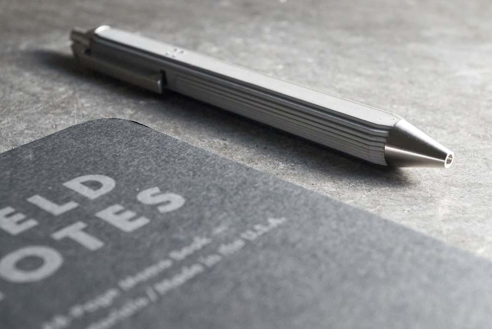 德国施德楼推出混凝土圆珠笔:197元一根