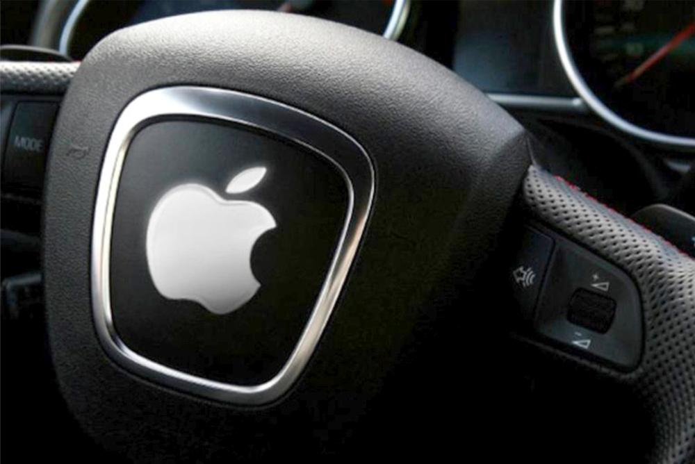未来感极强!苹果Apple Car专利曝光