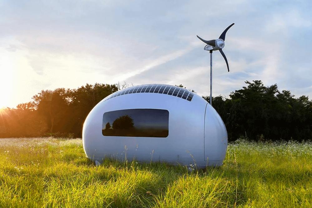 生态胶囊小房子降价 推出更便宜的版本