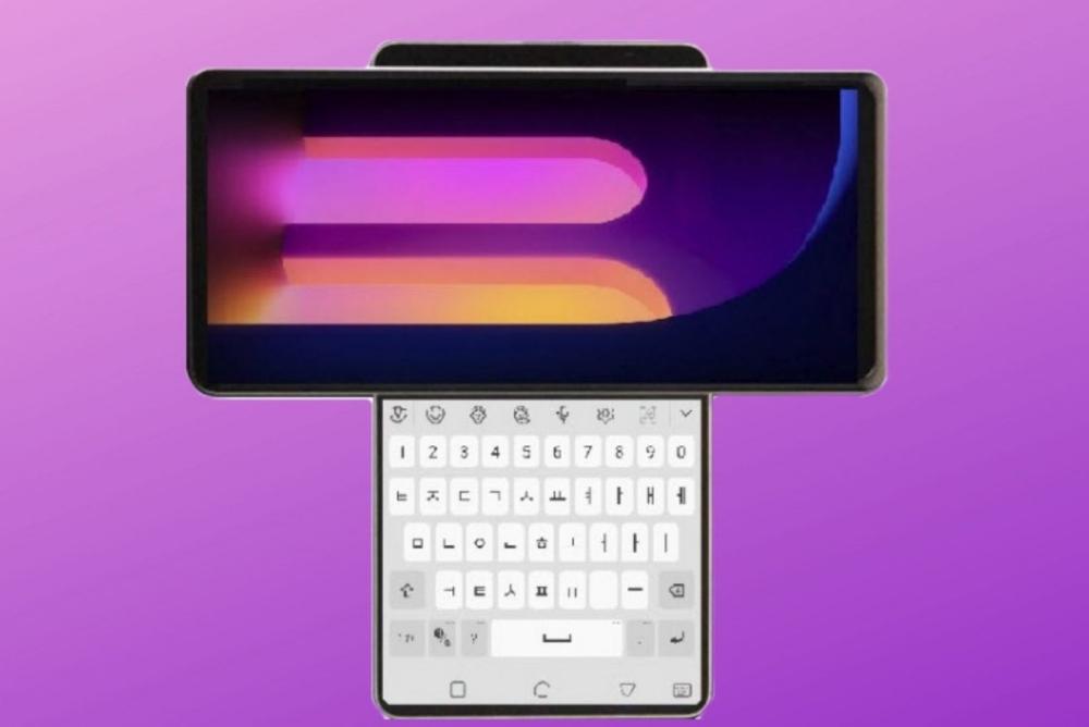 LG研发旋转屏手机 是独树一帜还是噱头