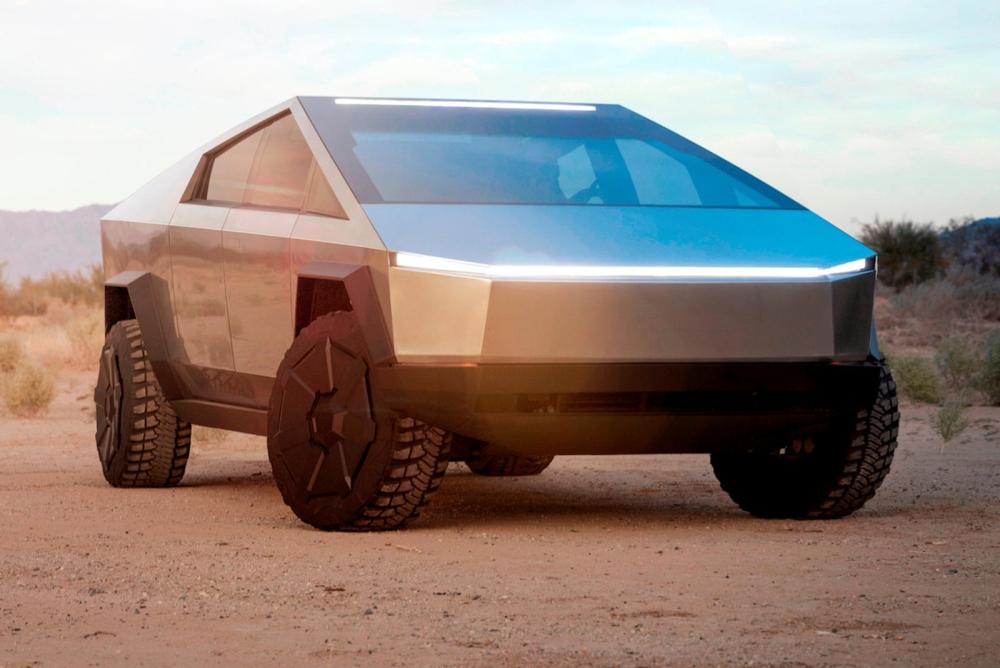 马斯克确认Cybertruck车身可通过加热变色