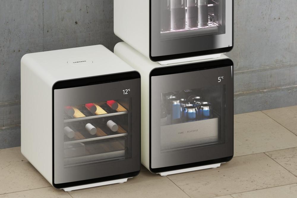 三星推出半导体制冷冰箱 小体积+低噪音