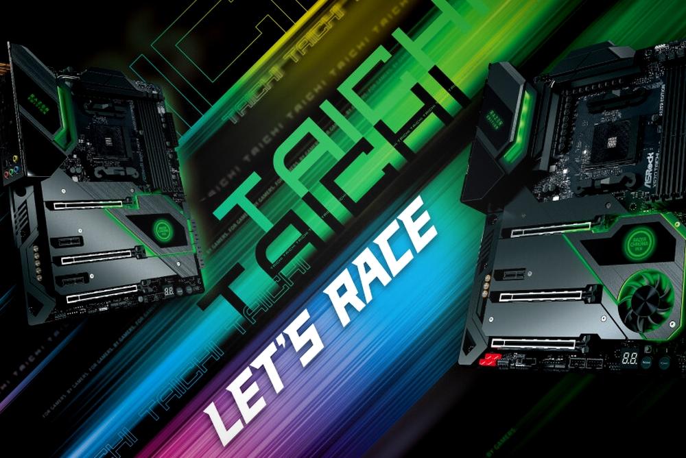 华擎与雷蛇推出联名款游戏主板:原生整合RGB灯效