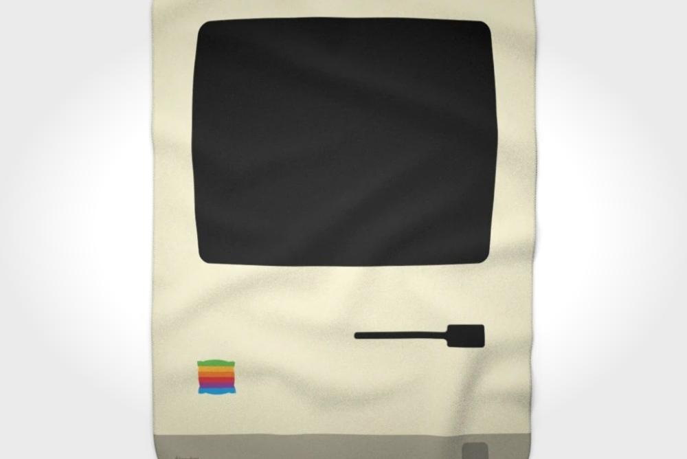 Throwboy推出两款Mac主题的盖毯 售价约合303元