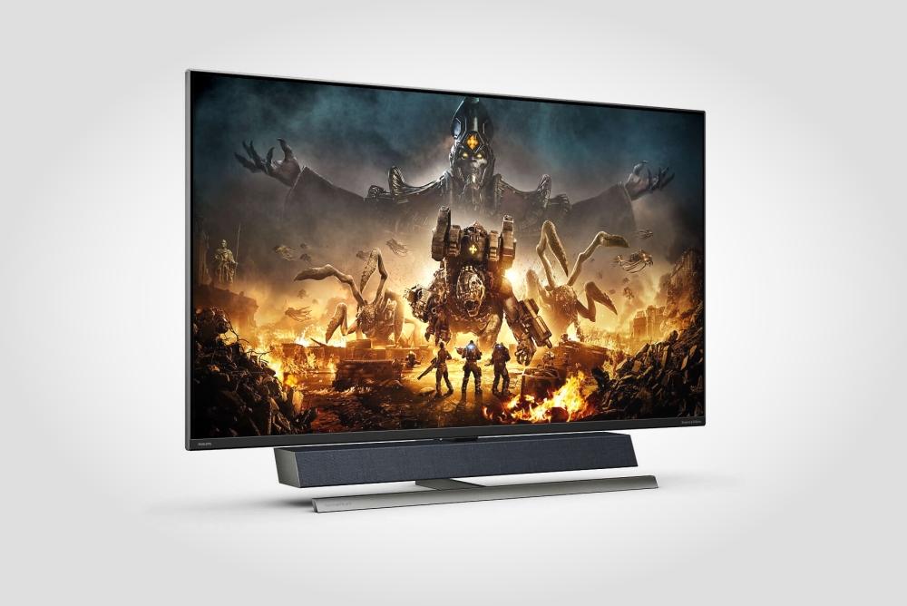 飞利浦新游戏显示器发布:4K 144Hz 3个HDMI 2.1接口