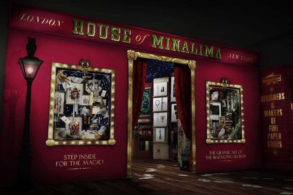 全球最大《哈利波特》旗舰店6月3日开业