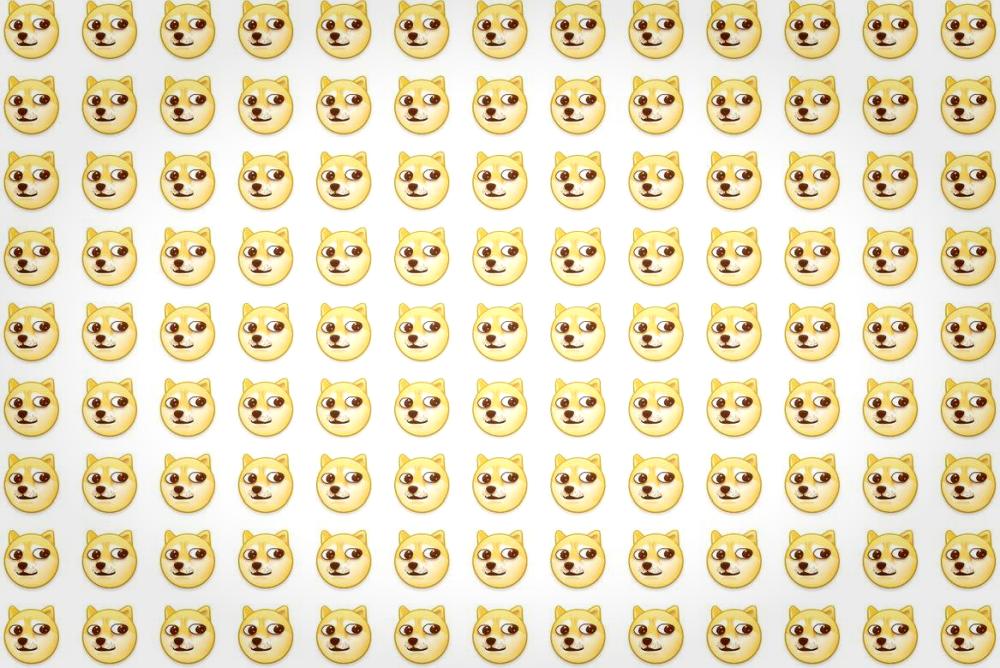 狗头,这可能是人类历史上最有价值的表情包