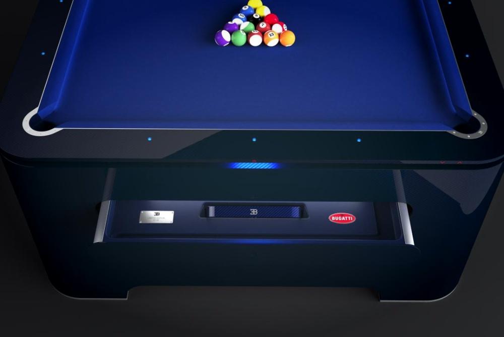 布加迪推出最昂贵台球桌!网友:一杆下去宝马5系没了