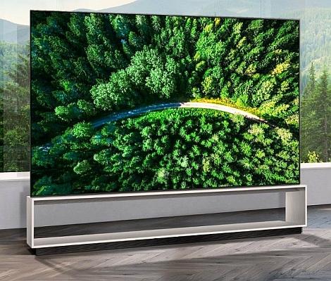 LG 88寸8K OLED电视上市 蹭了苹果热点